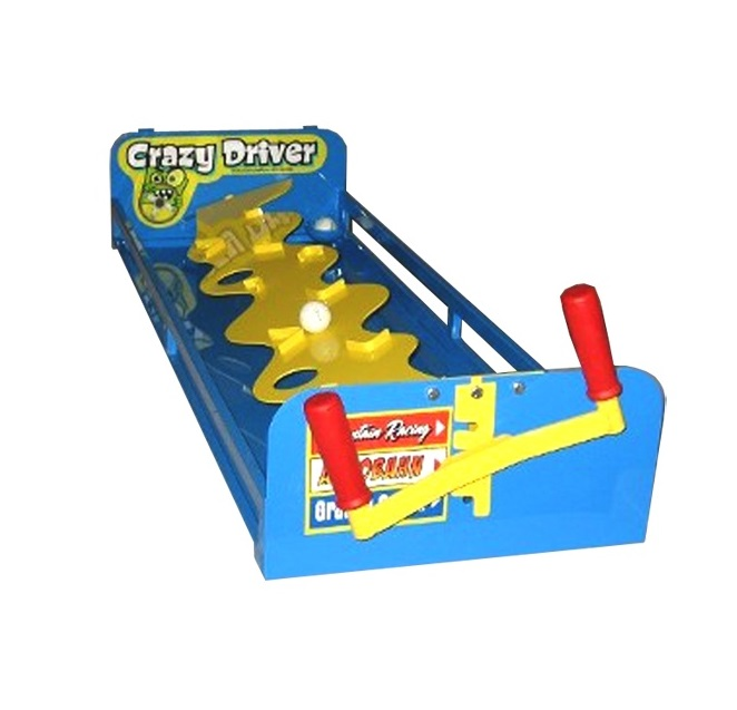Carnival Table Game Crazy Driver