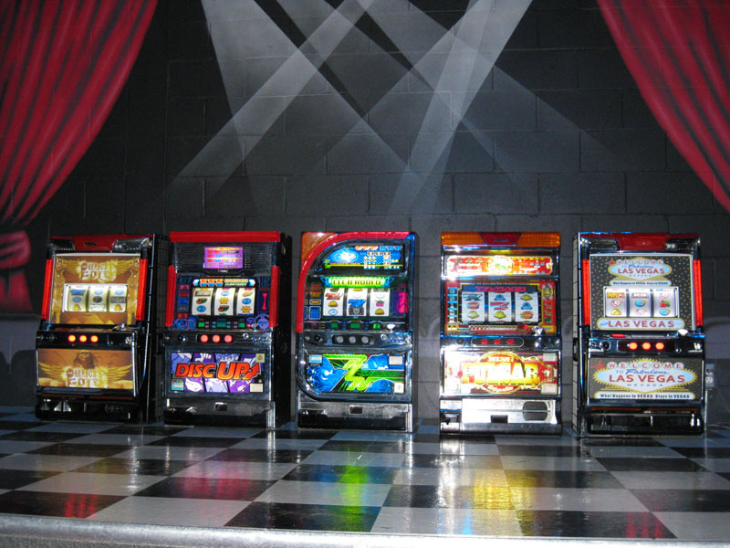 Slot Machines Skill Stop