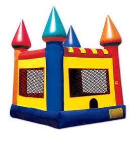 Castle Bounce Inflatable