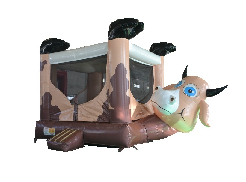 Cow Belly Bounce Inflatable